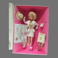 NRFB Mattel City Style Barbie #2 Classique Collection, 1993