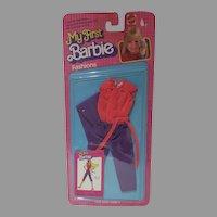 NRFC My First Barbie Fashions #1911, 1980, Mattel
