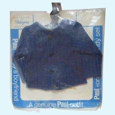 NRFC Pedigree Paul (Sindy's Boyfriend) Casual Jacket, 1960's