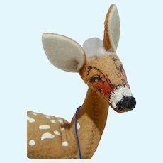 """Vintage Annalee 6 1/2"""" Fawn Deer, 1994, w/Tag"""