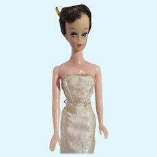 Vintage 1960's 11 1/2 Inch Hong Kong Lilli Clone Doll