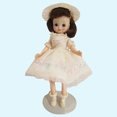 "Vintage American Character 8 "" Betsy McCall in Birthday Party, 1960"