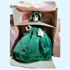 MIB Madame Alexander Portrait Scarlet Doll, 21 Inch Jacqueline Face