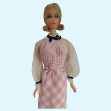 Vintage Mattel Quick Curl Barbie Doll, 1973