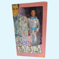 MIB Mattel Jewel Secrets Ken, 1986, Rooted Hair!
