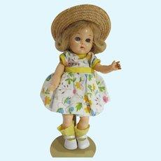 1950's 8 Inch Virga Doll, So Cute!