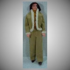 Mattel 1975 Now Look Ken in Best Buy Fashion #8617.