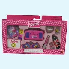 Mattel NRFB 1998 Barbie Special Collection, Teen Scene Set