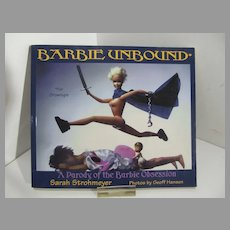 Barbie Unbound, A Parody of the Barbie Obsession, OP, Book, 1997