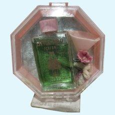 Rare 1958 Vintage Little Lulu Perfume Set in Original Plastic Case