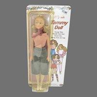 """NRFB 11 1/2"""" Fashion Doll Clone, Tammy, Woolworths, 1970's"""