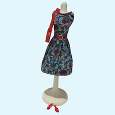 """VIntage 1960's 11 1/2"""" Fashion Doll Clone Outfit"""