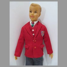 Vintage Ideal Tammy Brother, Ted Doll, 1963