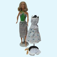 "Vintage 18"" Mego Candi Fashion Doll, 1978 w/Extra's"