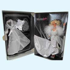 NRFB Silver Screen Barbie FAO Schwarz Ltd. Ed, Mattel, 1993