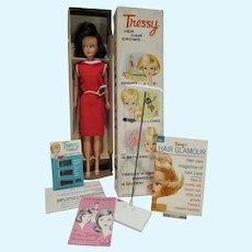 MIB American Character Tressy Doll w/Extra's 1960's