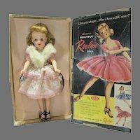 Beautiful 20 Inch Miss Revlon Doll w/Box, 1950's Ideal