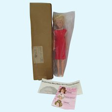 Mint in Orig. Mailer, American Character Mary Make Up Doll, 1960's