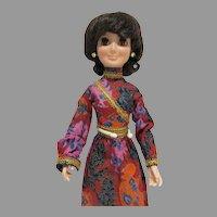 """Vintage Hasbro 18"""" Aimee Doll, 1972, All Original"""