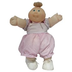 Cute Cabbage Patch Preemie Doll, 1980's