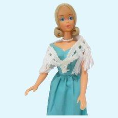Vintage Mattel Deluxe Quick Curl Barbie Doll, 1976