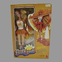 NRFB Mattel Guardian Goddess SunSpell, 1979, Old Store Stock!