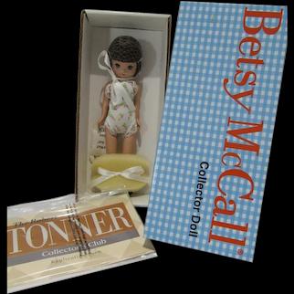 Robert Tonner 8 Inch Betsy McCall, 1ST. Issue, Brunette, NRFB