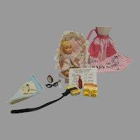 Vintage Mattel Barbie Baby Sits, Complete, 1963