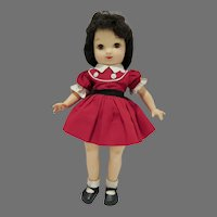 """VIntage Ideal 14"""" Betsy McCall Doll, All Original, 1952"""