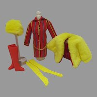 Mattel Repro Barbie Outfit, Smasheroo, Complete