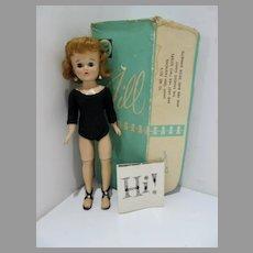 Vintage Vogue Jill Doll w/Box, 1958