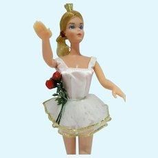 Vintage Mattel Ballerina Barbie, 1976