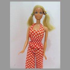 1970's Malibu P.J. Doll in Best Buy Outfit, Mattel