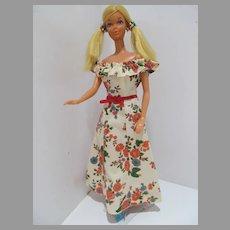 Vintage Mattel Sunsational Malibu P.J., 1981 in Best Buy Dress