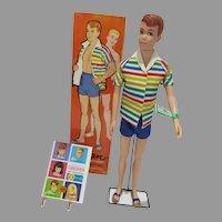 MIB Mattel  Allan Doll, 1964