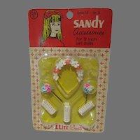 NRFC Sandy Accessories by Elite Creations, 1960's Skipper Clone