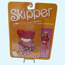 NRFC Mattel Skipper So Active Fashion, 1985