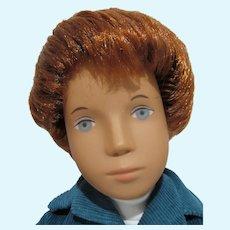 Vintage Sasha Doll, Gregor w/Red Hair&Blue Eyes, All Orig. w/Box, 1970's