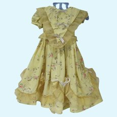 Beautiful 1940's Evening Gown for Doll