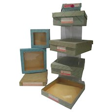 Collection of Vintage 1950's Madame Alexander Doll Boxes
