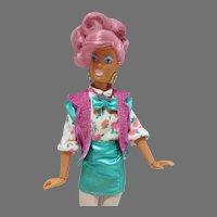 Jem Doll, Raya, Hasbro, 1986, Orig. Outfit