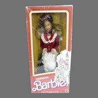 Mattel NRFB German Barbie, 1986