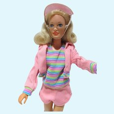 Kenner Darci Cover Girl Fashion Doll in Running Free, 1979