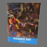 Hasbro Toy Fair 1994 Catalog Book, GI Joe, WWF Street Fight Conan, Transformers