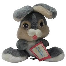 Vintage 1980's Walt Disney's Thumper, Knickerbocker, Plush Rabbit