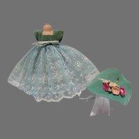 Vintage Vogue Ginny Bridal Trousseau Outfit, 1955