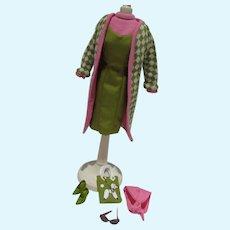 Mattel Barbie Poodle Parade Repro- Outfit