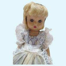 Charming Hard Plastic Nancy Ann Story Book Doll, 1948