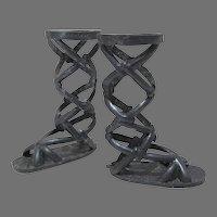 "Rare Original Isis 8"" Mego Action Figure Sandals, 1974"