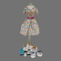 Mattel Barbie Repro Learns To Cook Outfit & Accessories, 2007